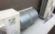 使わない換気扇の風穴を封印する工事
