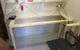 事務所の非効率な机・棚を撤去し、ジャストサイズの机を作成する